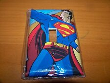 SUPERMAN LIGHT SWITCH PLATE #6