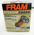 Fram Xtended Guard XG3614 Oil Filter for Synthetic Oil,10,000 mile protection