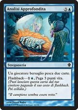 Analisi Approfondita - Deep Analysis MTG MAGIC C13 Commander 2013 Ita