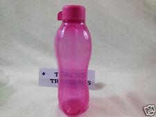 Tupperware Sports Water Bottle ECO  16 oz  Fuchsia Kiss Pink New