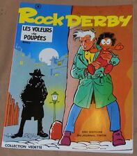 ROCK DERBY -02-/Les voleurs de poupées/EO 1975/TBE+