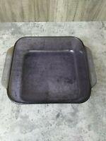 Pyrex 222-R Amethyst Purple 2 Quart 8 x 8 x 2 Brownie Baking Pan