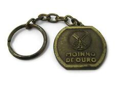 Vintage Keychain: Foreign Brazil Moinho de Ouro Gold Mill
