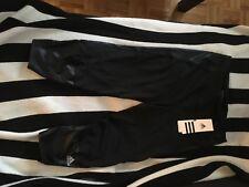 Adidas Supernova 3/4 Capri Black Leggings size S