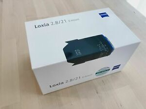 ZEISS Loxia 21mm f/2.8 ... Fullframe Manual Focus Lens for Sony E-Mount