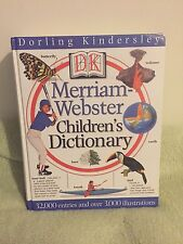 Merriam-Webster Children's Dictionary Hardcover