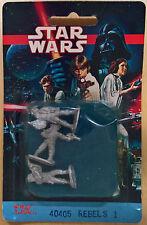 Star Wars West End Games - 40405 rebels 1 (MIB, Sealed)