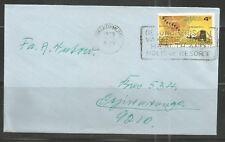 South West Africa Cover Swakopmund to Otjiwarongo - 1974 Thirstland Trek Stamp