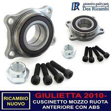 Mozzo Cuscinetto Ruota Anteriore per Alfa GIULIETTA (940) 2010- Cod. AMAR008