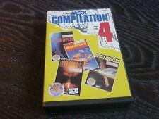 MSX 64K Big Box Games - Compilation 4 - Aackosoft - Tape VERY RARE