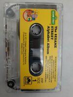 the Sesame street alphabet album cassette tape 1971