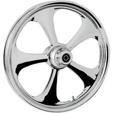 RC Components Nitro Chrome 21x3.5 Front Wheel (Dual Disc)  21350-9031-92C*