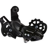SHIMANO Bike Bicycle Rear Derailleur Tourney RD-TX300 6/7-speed Black