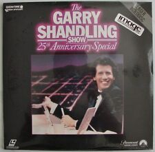 The GARRY SHANDLING Show 25th Anniversary Special Comedy Spotlight LaserDisc