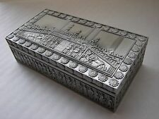 Persian Empire Iranian Achaemenid Persepolis Iran Metal Jewelry Trinket Gift Box