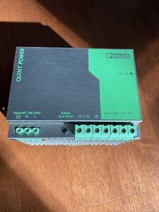 Phoenix Contact QUINT-PS-100-240AC/24DC/20A Power Supply, NIB