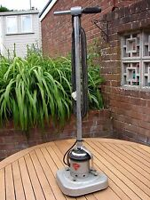 Pavimento Elettrico vactric Brush Sweeper lucidatrice pulitore Vintage British 1940s SPG