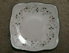 Pfaltzgraff WINTERBERRY Square Salad Plate 8262741