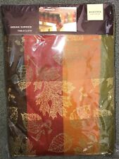 Sonoma 'Indian Summer' 60 x 102 Rectangular Tablecloth. New in Sealed Bag.