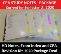 CPA Strategic Management Accounting Notes, Exam index and Bonus Revision PACKAGE