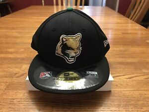 NEW New Era Kane County Cougars Minor League MiLB Fitted Baseball Hat Sz. 7 1/2