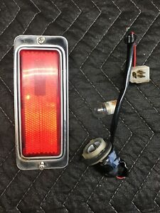 1974 Mazda Rx4 Sedan Oem Rear Side Marker Light Right