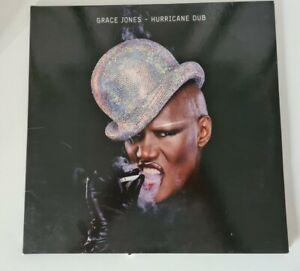 "RARE GRACE JONES HURRICANE DUB 2x12"" LP VINYL SLY & ROBBIE. Rare record. Ex"