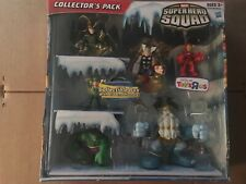 Marvel Super Hero Squad 6 Pack Toys R Us exclusive Frost Giant Loki thor iron