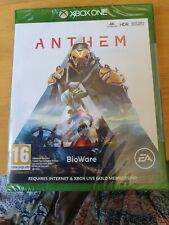 Anthem for Xbox One - NEW & SEALED