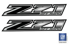 2018 18 Chevy Colorado Z71 OFF ROAD Bed Side Decal Stickers Set Of 2