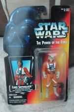 KENNER TOYS STAR WARS X wing fighter Luke  Power of force  figures 1998