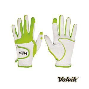 Volvik Men's True Fit Golf Glove. One Size Fits Most. 4 Colours