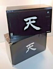 STREET FIGHTER 25th Anniversary Collector's Set (PlayStation 3) BRAND NEW Sealed