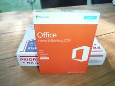 Microsoft Office Home and Business 2016   1 user, PC Key Card new sealed