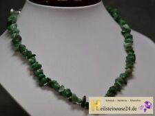 Modeschmuck-Halsketten & -Anhänger mit Smaragd