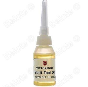 Victorinox Swiss Army Multi-Tool Knife Oil, Lubricant / Corrosion 0.17oz 4.3302