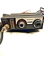 Vintage Claricon Privateer 23 Channel CB Radio Model 30600 With Mic and Antenna