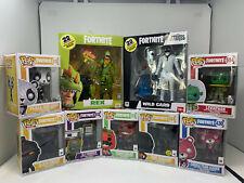 Funko Pop Vinyl Figuren 9-er Set B-Ware Actionfiguren Fortnite OVP Gaming Mega!