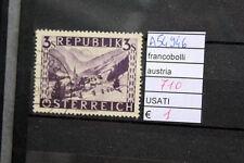FRANCOBOLLI AUSTRIA USATI N. 710 (A54946)