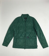HUF Green Quilted Padded Jacket