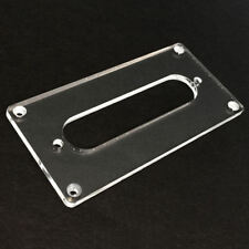 CONVERSION PICKUP MOUNTING RING Guitar - Humbucker to Telecaster Neck - CLEAR