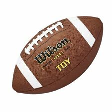 """Wilson American Football """" TDY """" Composite youth size WTF 1714 Trainingsball"""