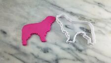 Komondor Cookie Cutter Outline #1 Choose Your Own Size! Dog Puppy