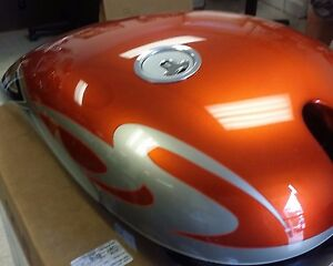 Viper Motorcycle Company Matching Set Fuel Tank,  Front & Rear Fender, Shroud