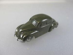 Wiking: DKW Limousine, Unglazed (1W)