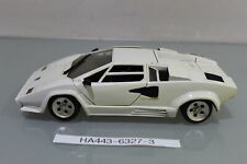 Modellauto Lamborghini Countach Polistil Tonka M1/18 weiß (HA443-6327-3-A46)