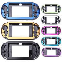 Aluminium Metal Skin Protective Hard Case Cover Shell for Sony PS Vita PSV 2000