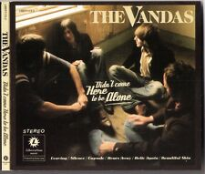 THE VANDAS Didn't Come Here To Be Alone CD EP 2005 gus agars chris altmann oz