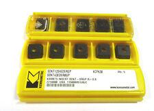 10 Wendeplatten inserts SDKT 1204EDERGP KCPK30 von Kennametal Neu H15676