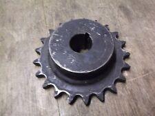 "Industrial Sproket Gear 6021, 1-1/8"" Bore *FREE SHIPPING*"